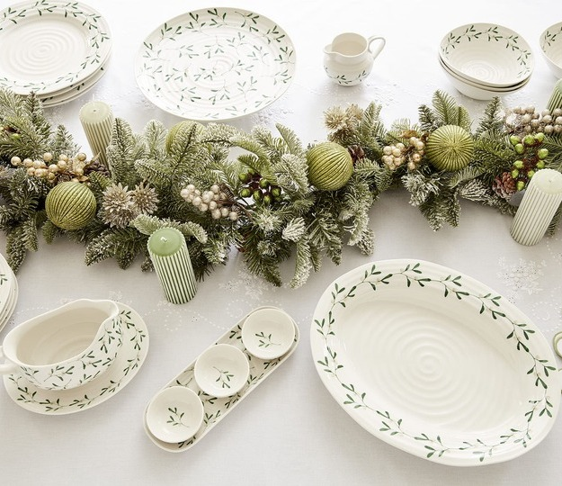 Make this festive season special with exceptional tableware from Sophie Conran for Portmeirion.