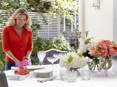 Designer, mother and cook, Sophie has been working with Portmeirion since 2006.